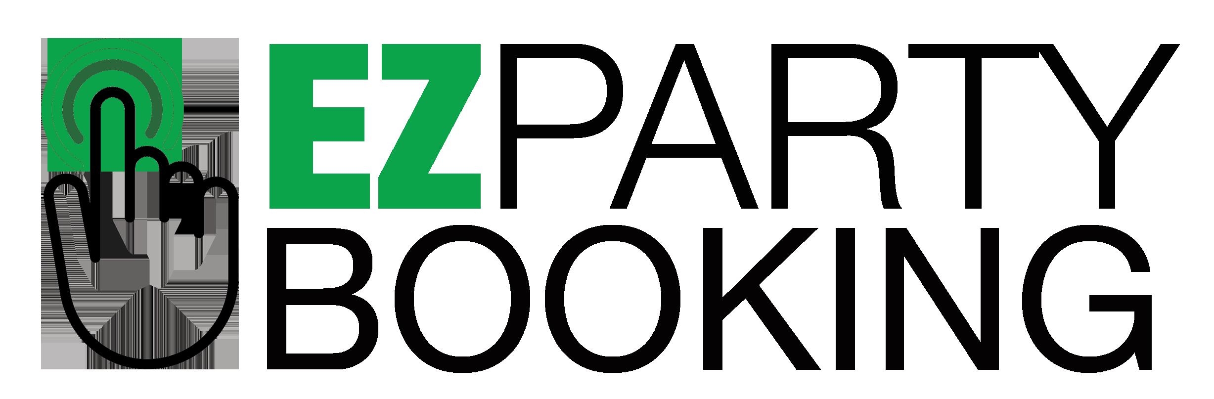 EZ Party Booking, Logo